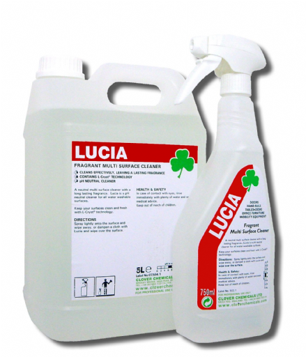 Clover Lucia - Multi Surface Cleaner